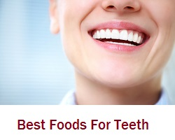 best foods for tooth health